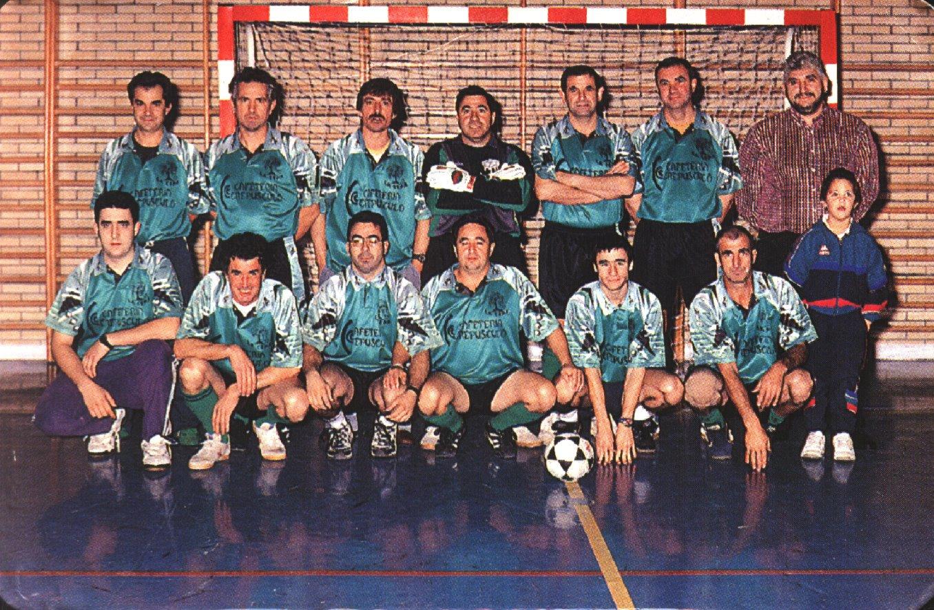 LA CEPA  2001 - 02