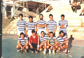 SANTA BARBARA MELILLA 1980 - 81