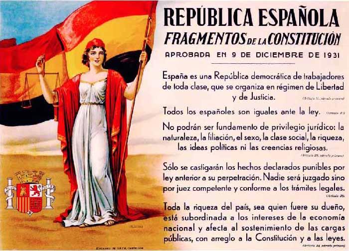FRAGMENTO DE LA CONSTITUCION