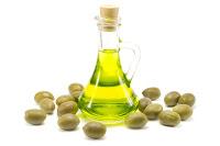 huile d'olive cheveux