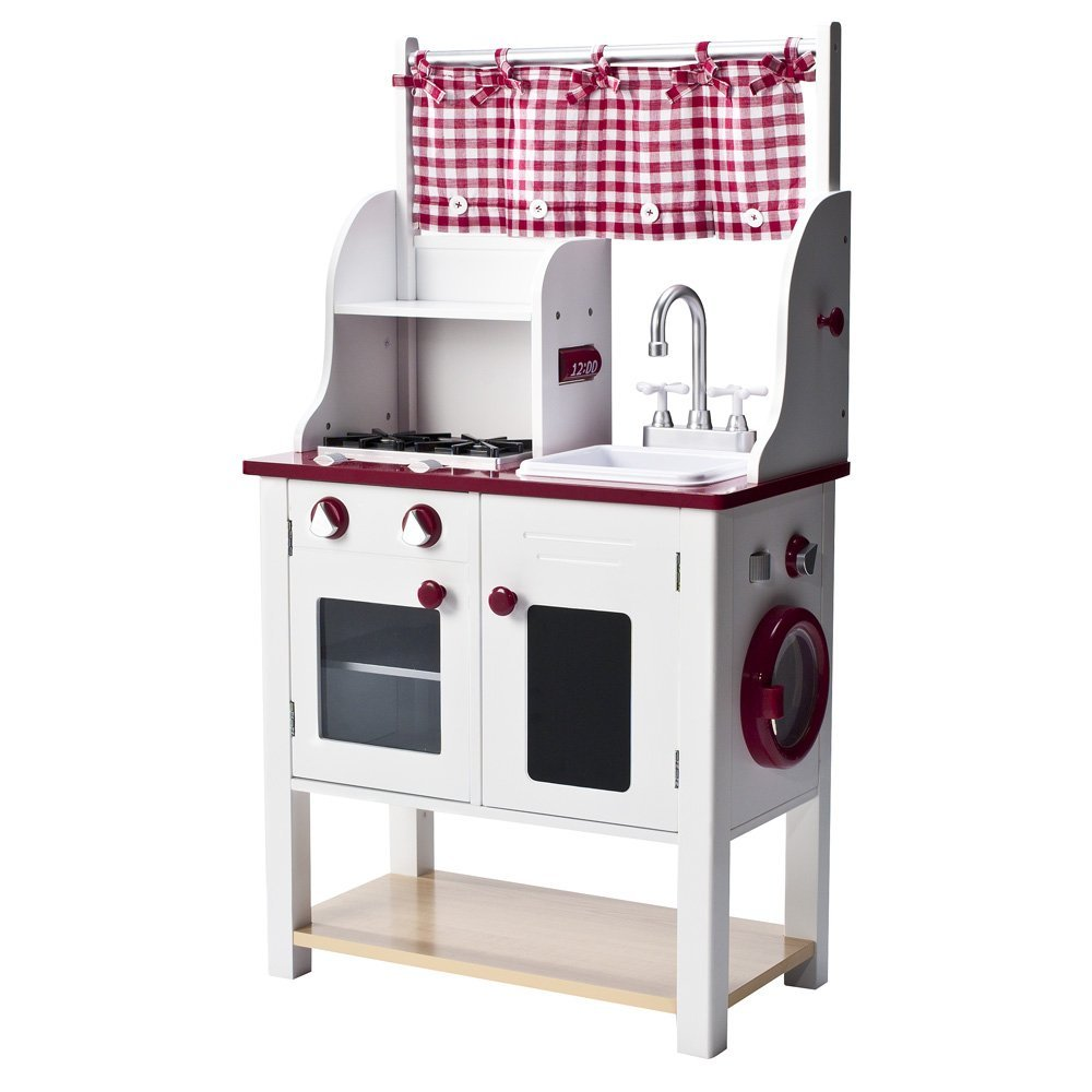 Gnome Sweet Gnome: Cute play kitchen
