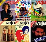 Revista Veja: De 1968 a 2009 , (tudo online)