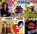 Revista Veja: De 1968 a 2009 , (tudo online)