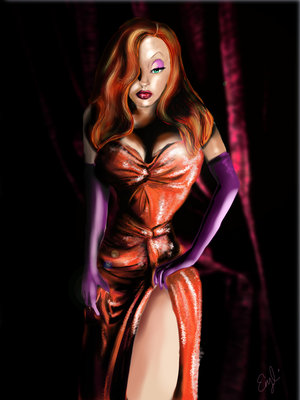 from Rex real life jessica rabbit porn