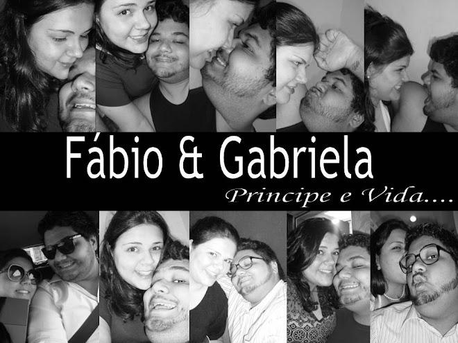 Fábio e Gabriela