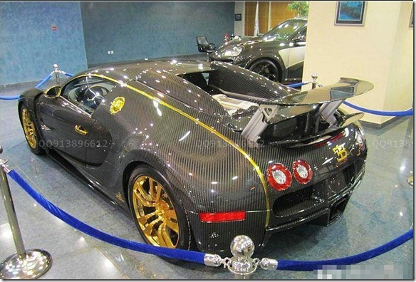 the cool gold plated bugatti veyron in abu dhabi world news. Black Bedroom Furniture Sets. Home Design Ideas
