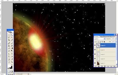asteroid blending