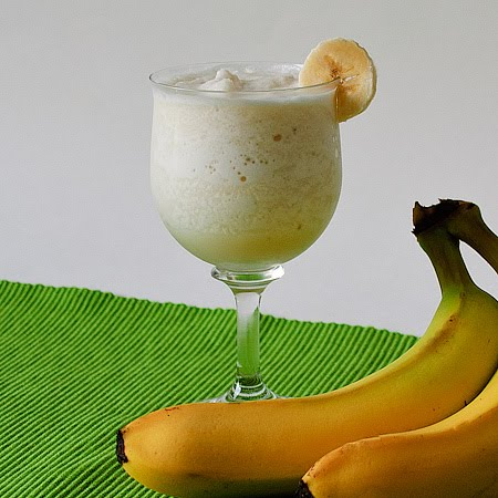 Banana Yogurt Smoothie | Cake Zone