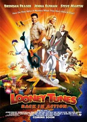 Baixar Filmes Download   Looney Tunes   De Volta à Ação (Dublado) Grátis