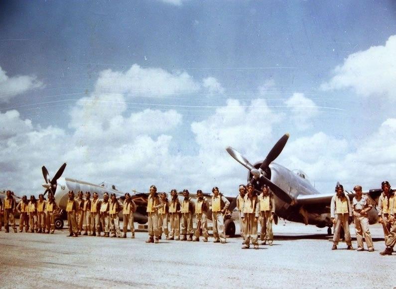Escuadron 201 y la participación de México en la WW2