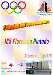 1ª Olimpiada del Conocimiento IES Florencio Pintado