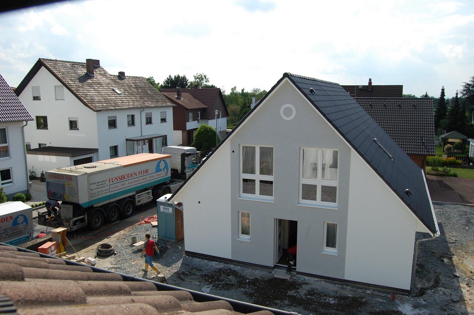 project eigenheim 2010 estrich bauherren m ssen drau en. Black Bedroom Furniture Sets. Home Design Ideas