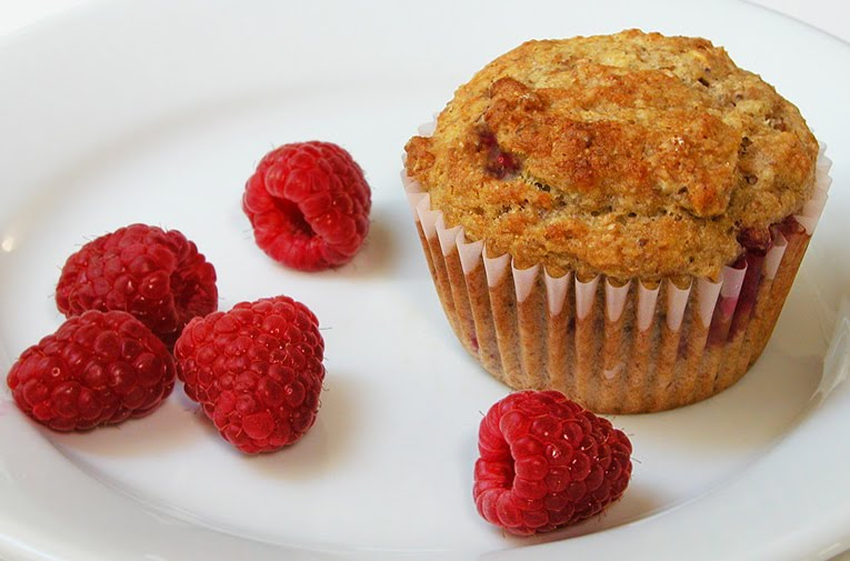 Raspberry Muffins Recipes — Dishmaps