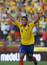 Teo debutó con gol en la Selección