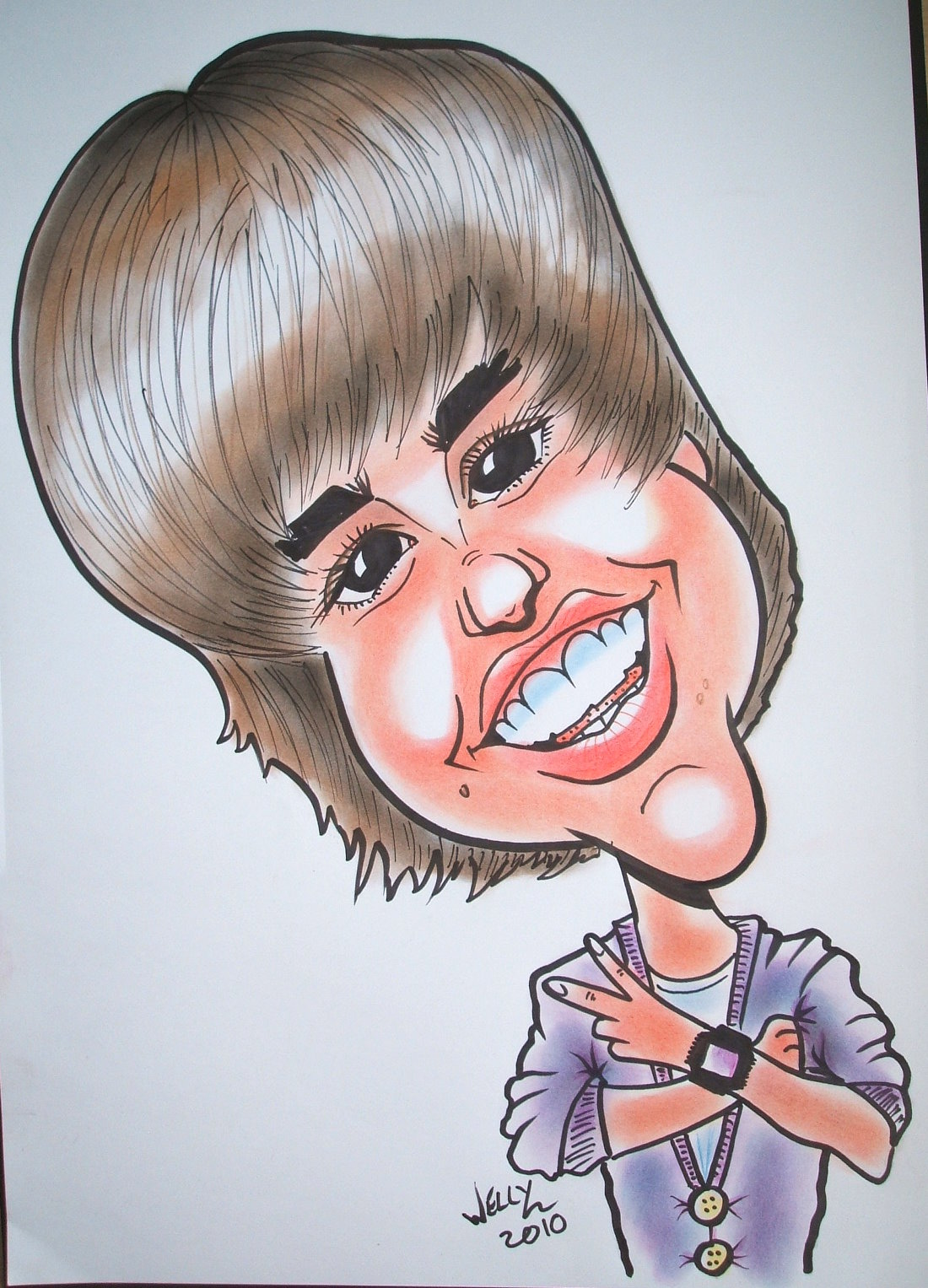pictures of caricature