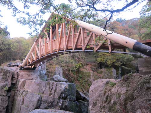 Strong Bridges Blog: Bridge in position