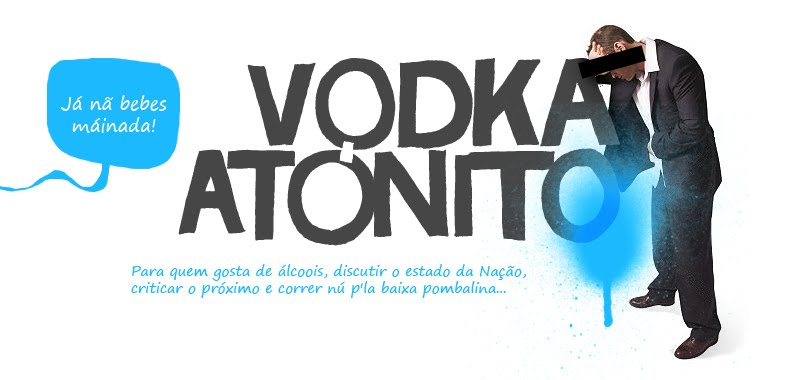 Vodka Atónito