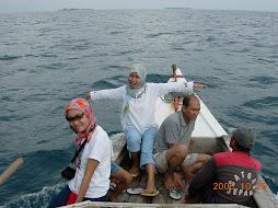 Wisata di Kepulauan Karimunjawa