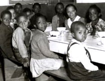 All-Black Elementary School Tennessee 1940s