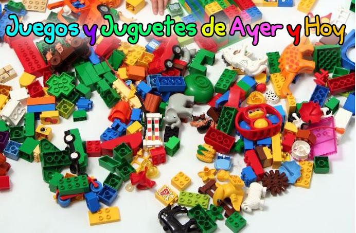 JUEGOS Y JUGUETES DE AYER Y HOY