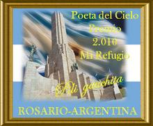 De : Mi Refugio............... Para : Poesia Del Cielo