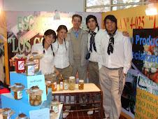 Imágenes del 2009: Mejor estand en la muestra de Alto Verde - San Martín