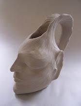 Sculptural Stein