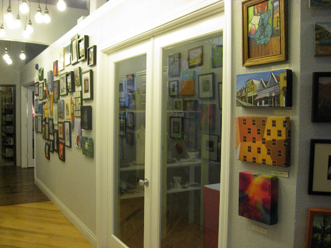 Small Works in th Foothills Show