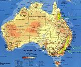 ¿Qué tiempo hace en Sydney?