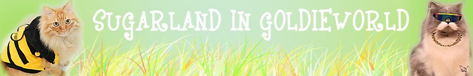 SugarLand in GoldieWorld