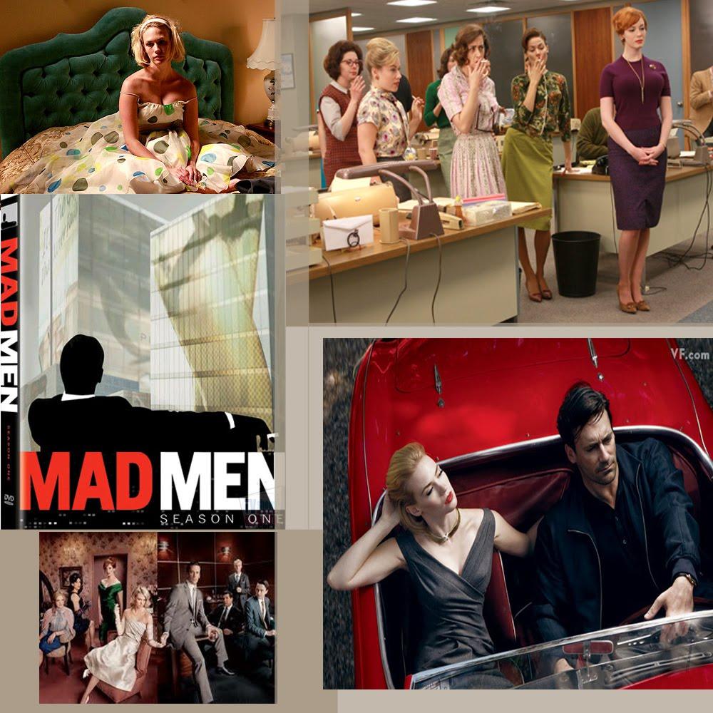 mad men fashion for men