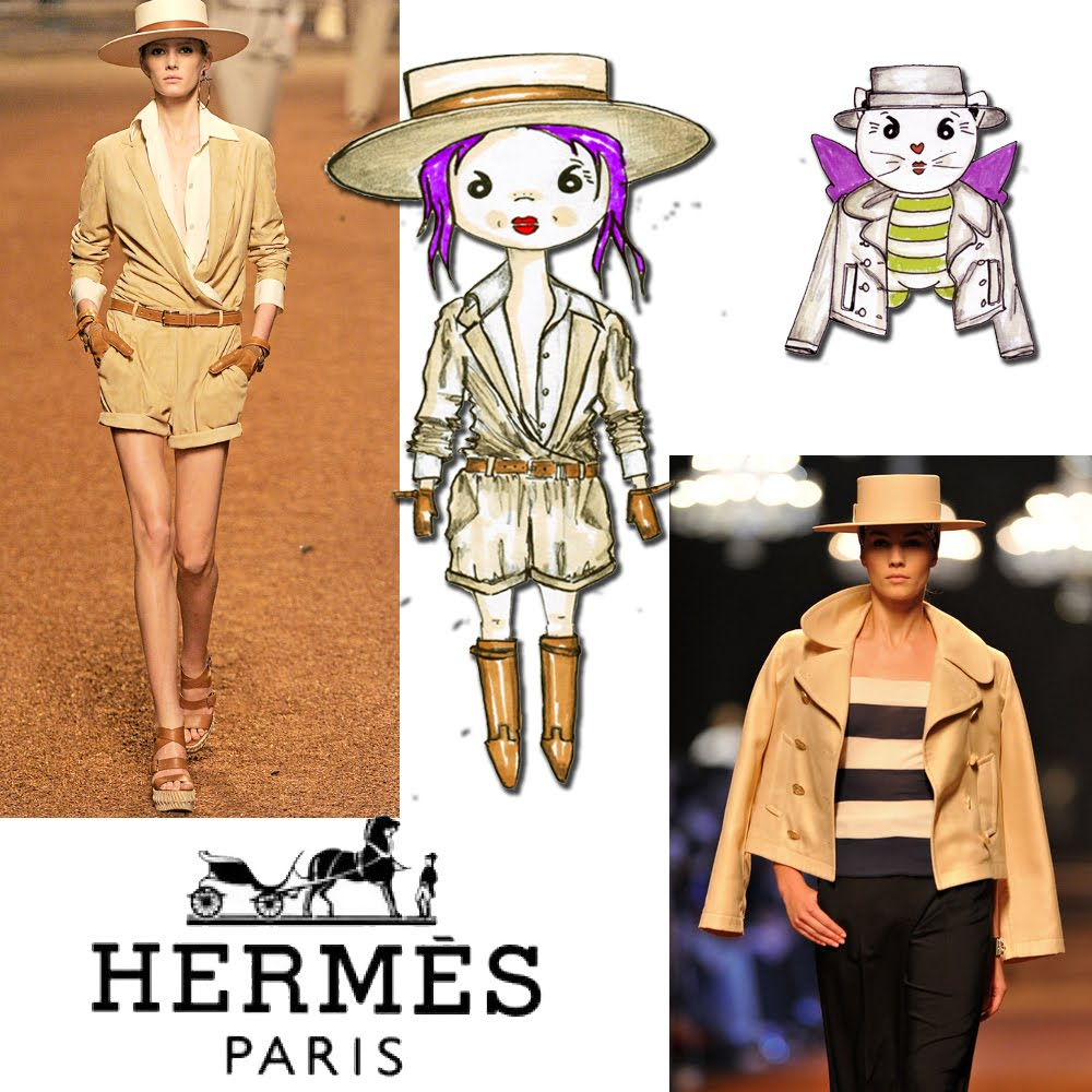 Hermes+Summer+2011+Collection