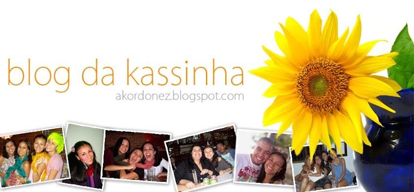 Blog da Kassinha