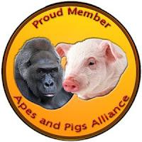 Apen en varkens zijn ook mensen