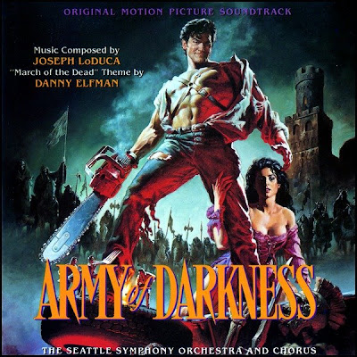 2 and ARMY OF DARKNESS