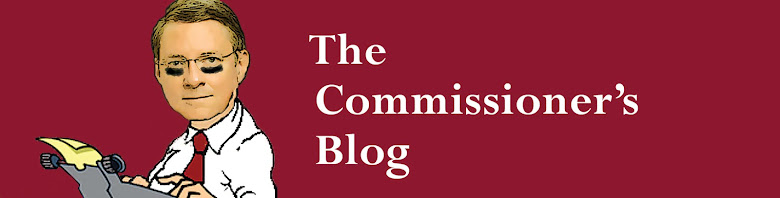 The Commissioner's Blog