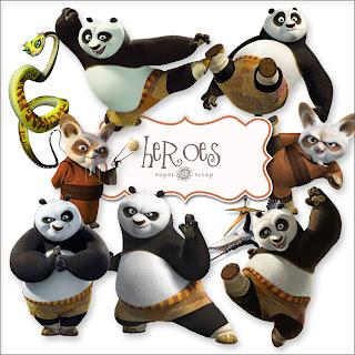 Kung Fu Panda View