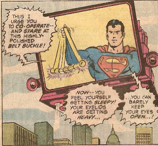 Wow, how exactly did that belt buckle get so polished, Kal?
