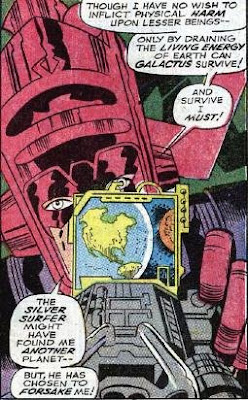 Galactus invents the cosmic Viewmaster