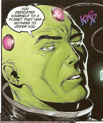 Luthor as Beast Boy