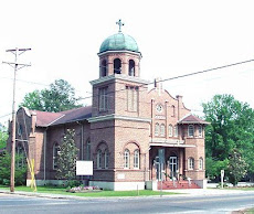 St. Jane de Chantal Catholic Church in Abita Springs, LA