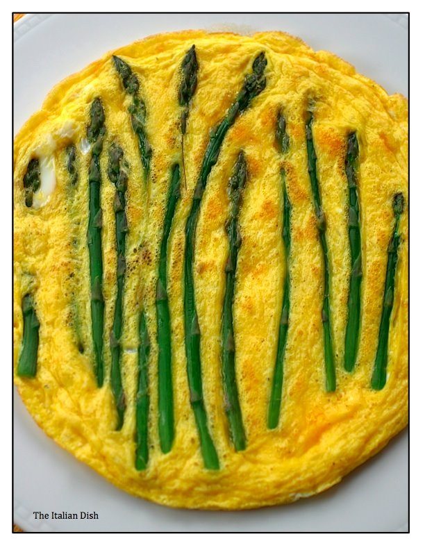 ... Asparagus Frittata . Please jump on over to the new site to read it