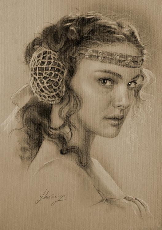 Celebrity Portrait Drawings | Fine Art America