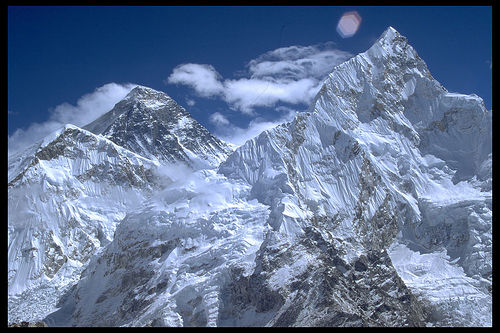 Mount Everest - The King of