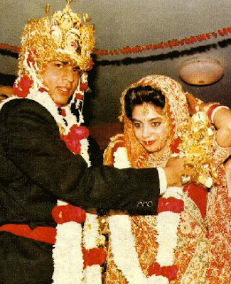 Shahrukh Khan married