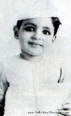 amitabhne1 Amitab Bachan Pics since childhood
