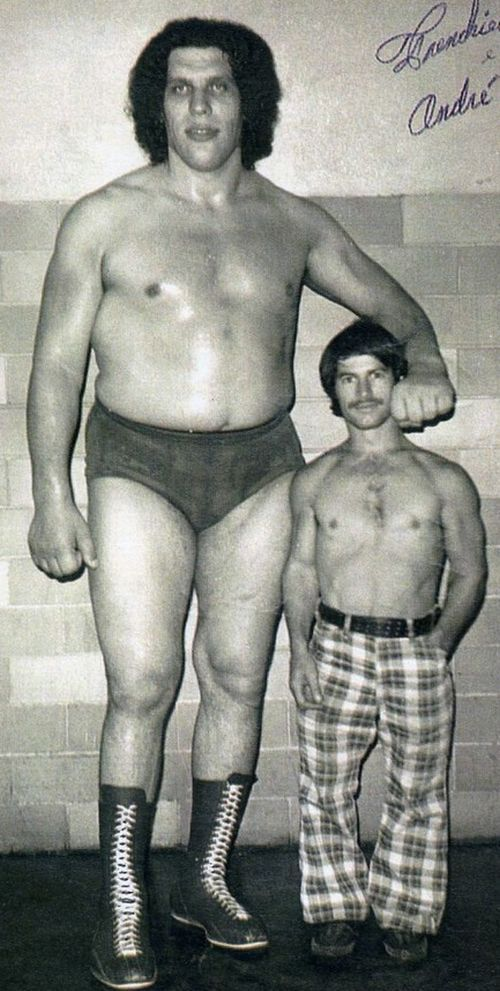 andre the gigant