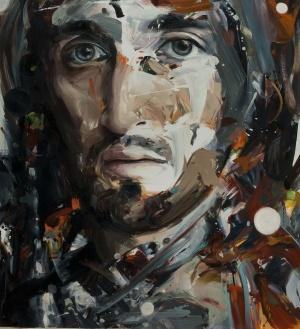 Nick Lepard - Awesome Portrait Paintings Seen On www.coolpicturegallery.us