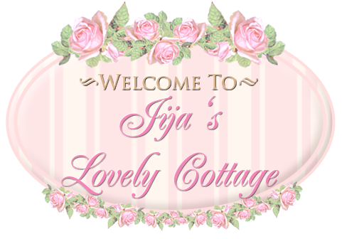 Giveaway Jija's Lovely Cottage