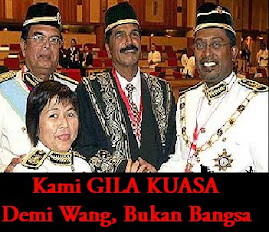 Barisan MURDERED Democracy